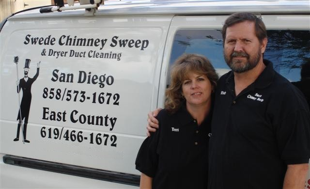 swede chimney sweep and dryer vent cleaning san diego