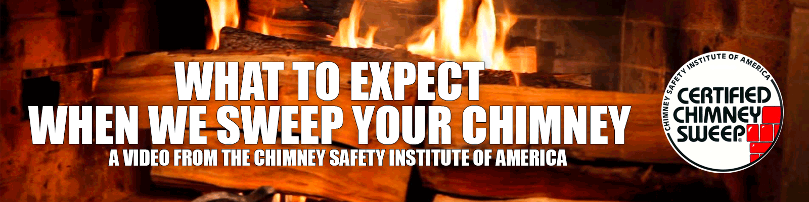 Video from CSIA regarding what to expect from a chimney inspection
