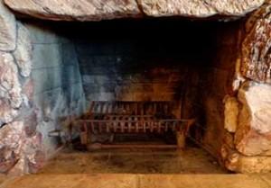 Masonry firebox